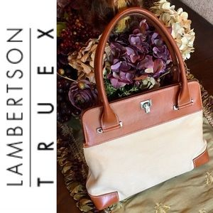 Handbags - LAMBERTSON TRUEX vintage handbag